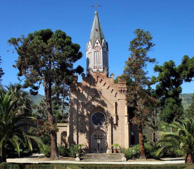 Casa Real Chapel