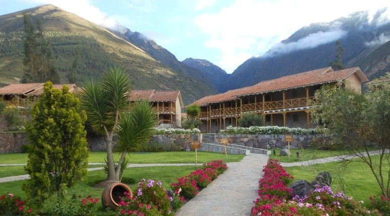 Sacred valley hotel peru