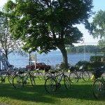 Bikes, Lake Champlain Bike Tour VBT