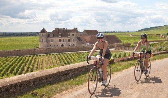 Chateau Bike Ride