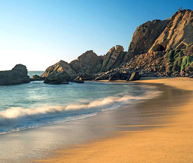 Chiles Coastline