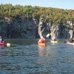 Classic Vermont Biking Tour, Kayaking