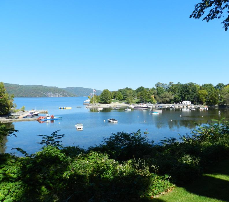 Classic Vermont Biking Tour, Basin Harbor Club