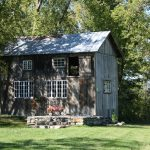 Classic Vermont Biking Tour, Barn