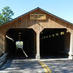 Classic Vermont Biking Tour, Pulp Mill Bridge