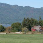 Classic Vermont Biking Tour, Farm and Barn