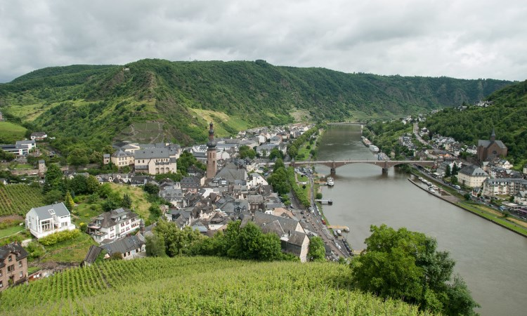 Cochem germany, Moselle Bike & barge tour