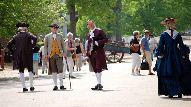 Colonial_Williamsburg Clothing
