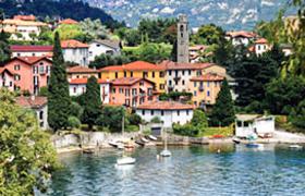 Como pre Italian lakes tour