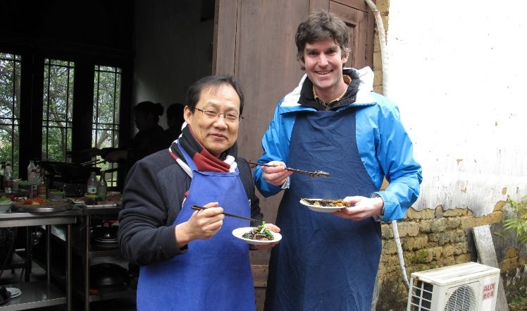 Cooking China