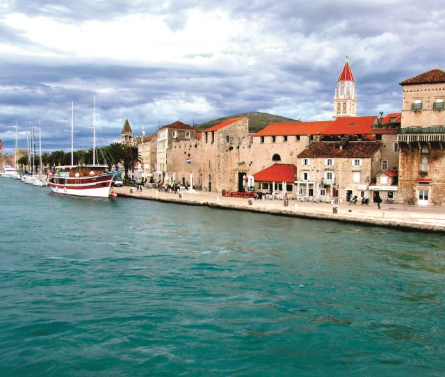Croatia Bike Tour - coastal cycling with VBT