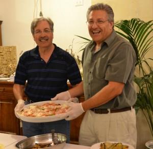Eggplant Parmigiana, Sicily, Cooking Class