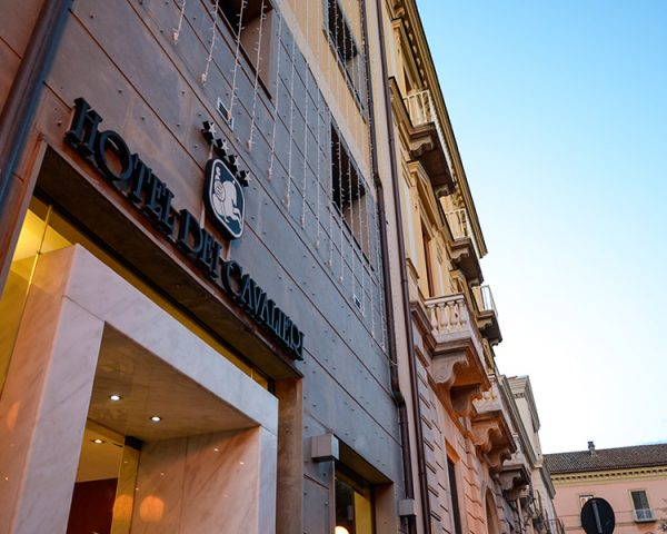 Hotel Dei Cavalieri exterior, Amalfi