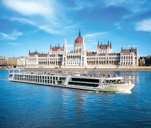 New Tour: Danube Bike & River Cruise: Nuremberg to Budapest