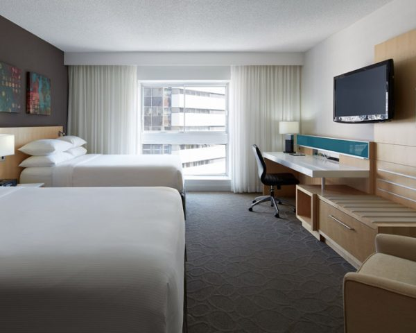 Delta Hotels by Marriott Montreal, Double Room