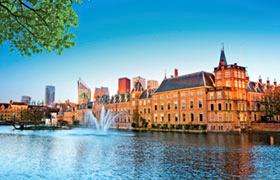 Den Haag Bike and Sail Pre Trip