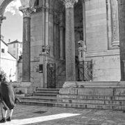 Diocletian's Palace, Split Croatia, VBT Bike tour