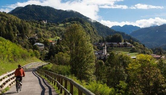 Dolomite valley