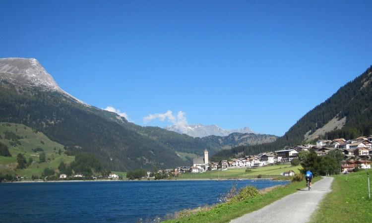 Dolomites_Lake_Resia