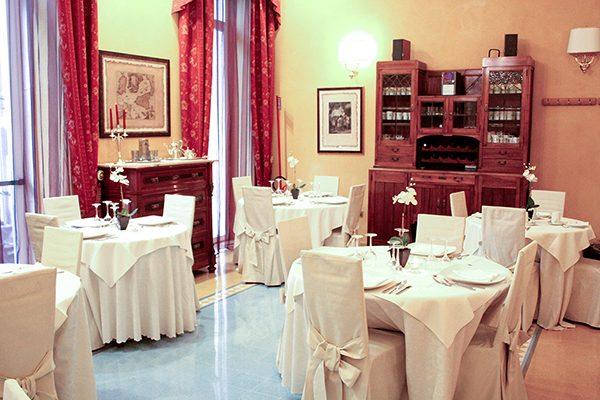 Domus Mariae Benessere Dining
