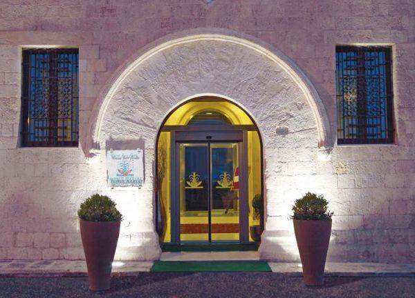 Domus Mariae Benessere Exterior
