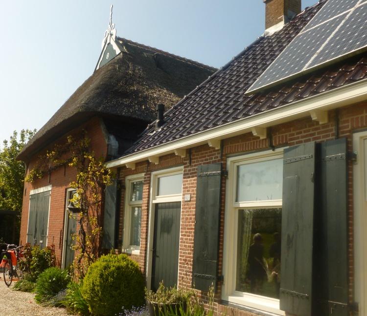 Shirley Ancestor House, The Netherlands, VBT, blog