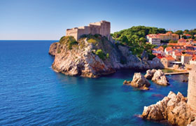 Dubrovnik is a post trip extension on our Croatia bike tour