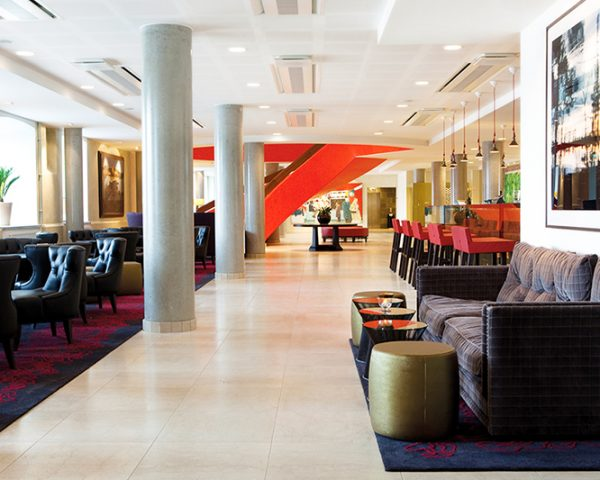 Elite Hotel Lobby