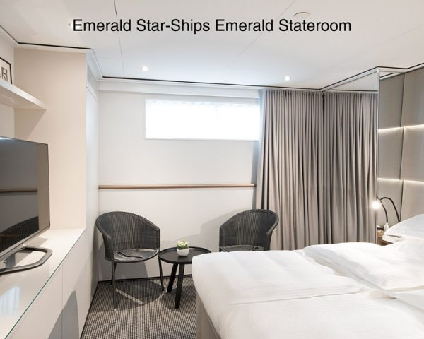Emerald Star Ships - Emerald Stateroom