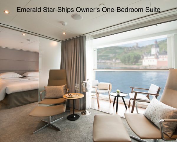 Emerald Star Ships - Owner's One-Bedroom Suite