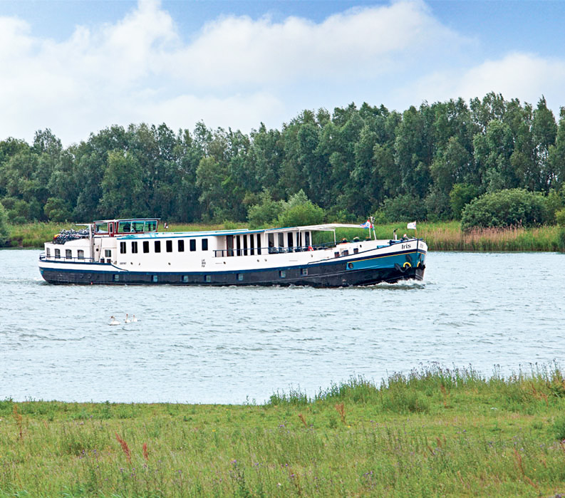 Europe River Barge Guided Bike Tour Vbt Vacations