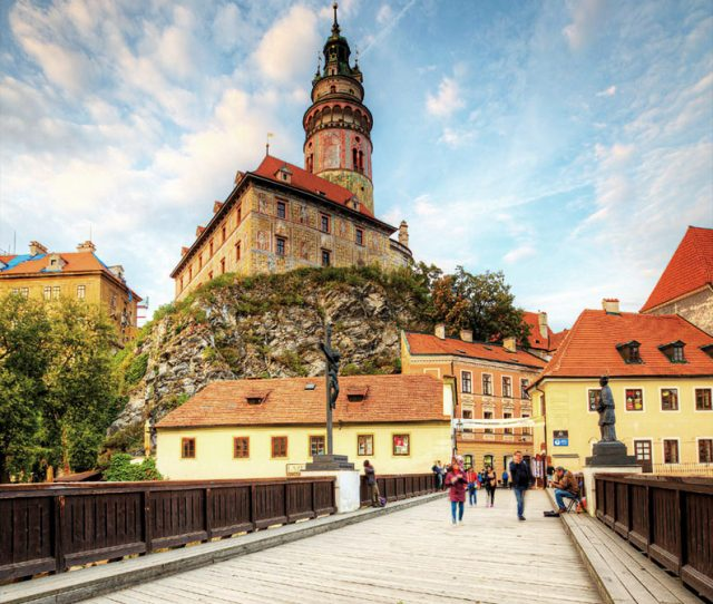 Explore the Czech Republic on your Bike