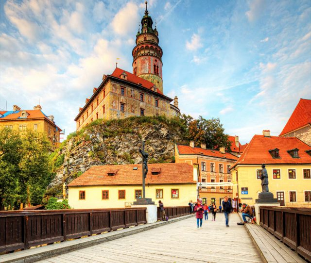 Explore the Czech Republic on your Bike Vacation