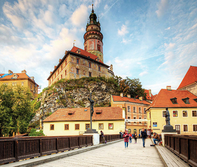 Explore the Czech Republic on a Group Bicycle Tour