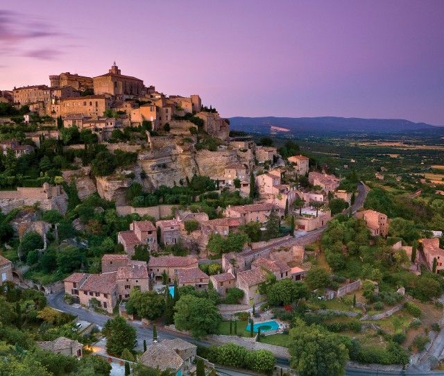 Provence: The Alpilles