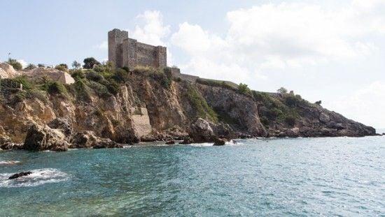 Giglio Fortress