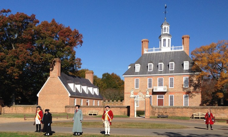 Governors Palace, Colonial Williamsburg