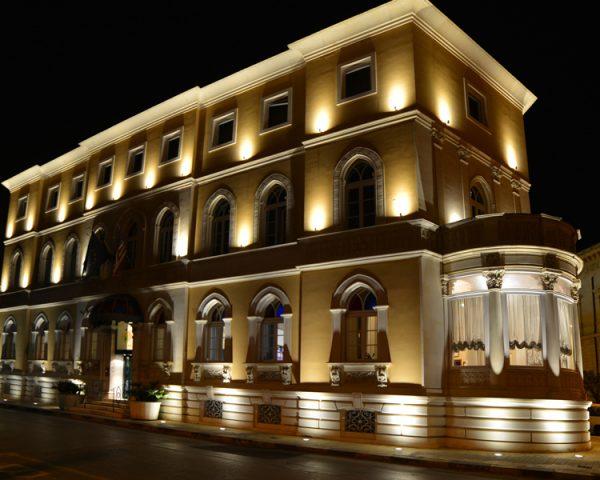 Grand Hotel Ortigia - Entrance