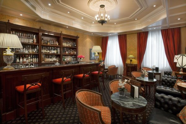 Grand Hotel Sitea Bar