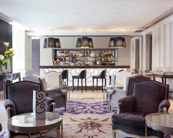 Grand Hôtel Roi René Aix-en-Provence Centre-MGallery by Sofitel Lounge