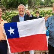 Chilean flag, Blog