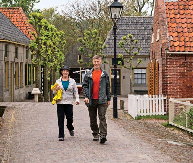 Dutch Walk and Sail Adventure
