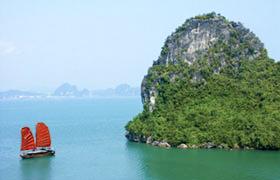 Vietnam Bike Tour PreTrip Halong Bay