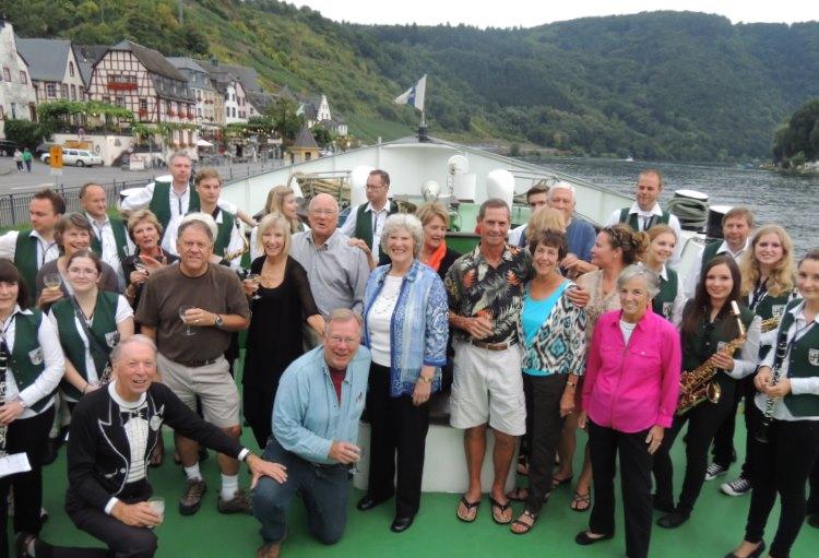 VBT Barge Germany group EMF Blog