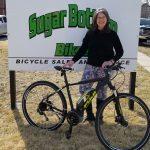 Share Your Story Winner, E-bike
