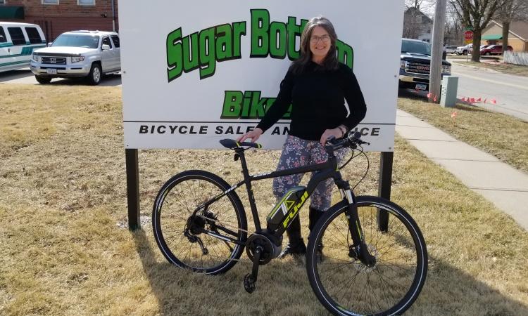 VBT Story Winner, E-bike