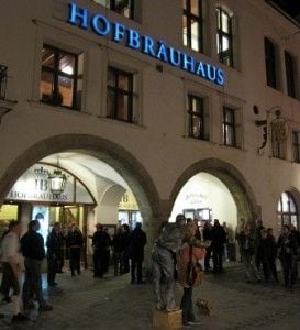 Hofbräuhaus in Munich