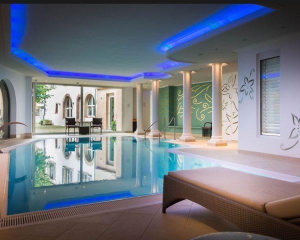 Hotel A La Cour d'Alsace Pool