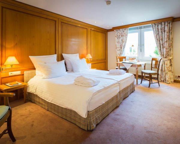 Hotel A La Cour d'Alsace Guest Bedroom