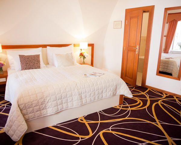 Hotel Bellevue Guest Room